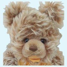 Most Adorable Vintage Steiff Mohair Zotty Teddy Bear No ID