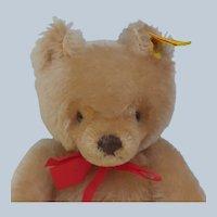 Nice Little Vintage Mohair Steiff Original Teddy Bear with ID