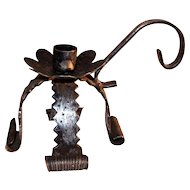 Vintage Medievial Style Candle Holder