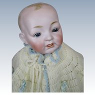 Adorable Large Kestner Antique German Baby Doll