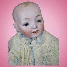 Adorable Large Kestner Antique German Baby Doll