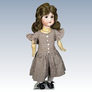 Antique German Armand Marseille Bisque Head Doll