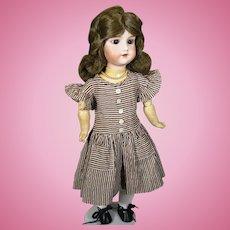 Antique German Armand Marseille Bisque Head Doll