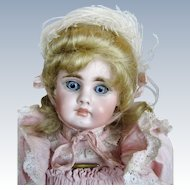 Superb Bahr & Proschild Belton 204 Closed Mouth German Bisque Head Doll