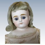 Closed Mouth ABG Antique German Fashion Doll