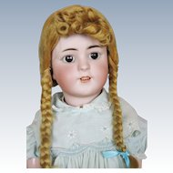 Antique Simon Halbig Bisque Head German Doll