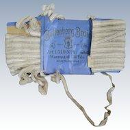 German Battenburg Antique Braid Lace NOS