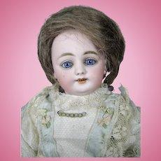 "11"" Simon Halbig 1009 Bisque Head German Doll"