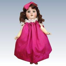 "Antique 6.5"" German Heubach Kopplesdorf Flapper Bisque Head Doll"