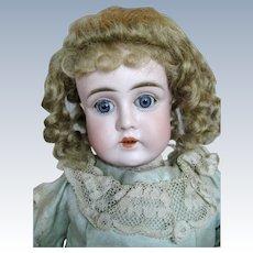 "Early Kestner 13"" Antique German Bisque Head Doll ~ All Antique"