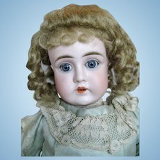 "Early Kestner 13"" Antique German Bisque Head Doll ~ All Antique"