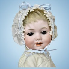 "Antique 14"" Borgfeldt Marseille Mold 327 259 German Baby Doll"