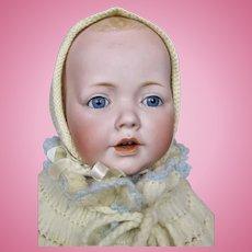 """Kestner 18"""" Hilda Antique Bisque Head German Doll"""