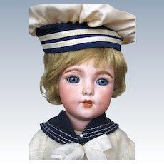 Rare Simon Halbig 1279 Mold Antique German Doll ~ Walker