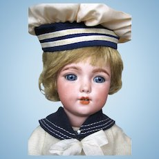 Rare Simon Halbig 1279 Mold Antique German Doll ~ Walker