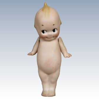 "All Bisque German 4.5"" Kewpie Rose O'Neill"