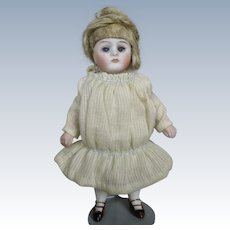 """Antique All Bisque 5"""" Kestner 130 German Doll"""