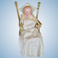 "Sweet 13"" German Armand Marseille Baby Doll"