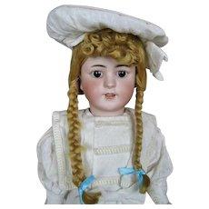Antique Simon Halbig Bisque Head German Doll