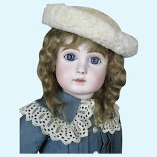 Beautiful French Steiner Figure A Bebe Doll
