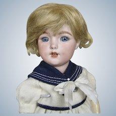 "Rare 11"" Simon Halbig 1279 Mold Antique German Doll ~ Walker"