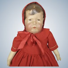 Early Kathe Kruse Doll 1 with Wide Hips