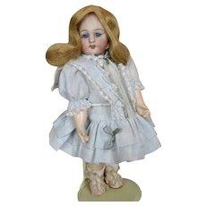 "Antique 8"" Simon Halbig Bisque Head Doll"