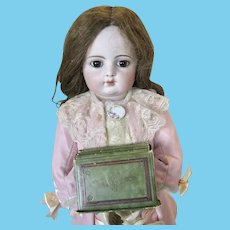 Antique French Miniature Papeterie for your Bebe Doll