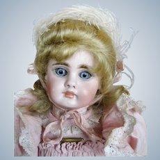 Stunning Bahr & Proschild Belton 204 Closed Mouth German Bisque Head Doll