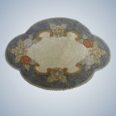 Gorgeous Floral Doll House Rug
