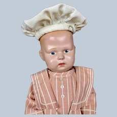 Schoenhut Wood Doll with Walker Body ~ TLC