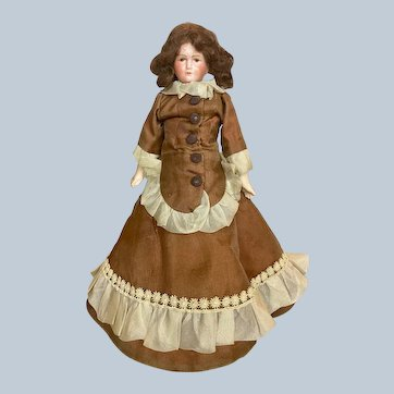 Antique French Fashion Lutin Verlingue Doll