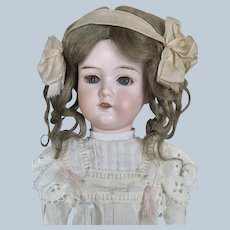 Factory Original Antique German Bisque Doll