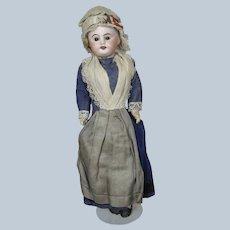 """Antique 12"""" SFBJ French Doll ~ All Original"""