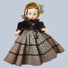 1953 Madame Alexander Kin Agatha Doll