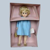 Madame Alexander 1973 Grandma Jane Doll In Original Box