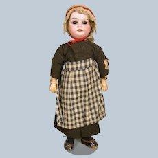 """Antique 11"""" Armand Marseille 1894 German Bisque Head Doll w BJB Body A/O"""