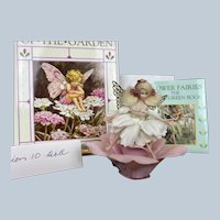 UFDC 1999 Region 10 Flower Fairies of the Garden Doll & Books