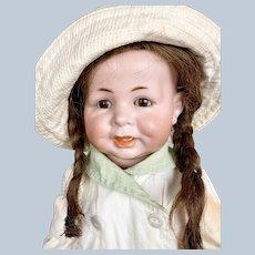 "Sweet 14"" Kammer & Reinhardt 116/A Character Toddler Blue Ribbon UFDC"