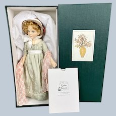 2009 R John Wright Felt Rebecca LE Doll of 250