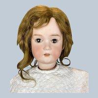 "Sweet Antique 23"" CM Bergman German Doll"