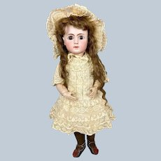 """Gorgeous 18"""" Antique French Steiner Bebe Doll"""