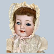 "Sweet 17"" Antique German K*R Kammer Reinhardt 126 Character Baby"