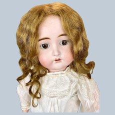 Antique German K*R Bisque 192 Mold Doll