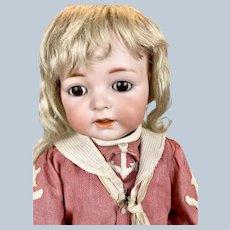 Antique German K*R Simon Halbig Toddler 122 Doll ~ Sailor Dress