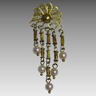 Vintage 14 karat Gold Pendant