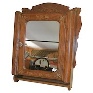INEEDA Medicine or Towel Cabinet