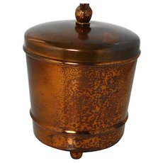 Queen Elizabeth 2nd 1953 coronation tea caddy