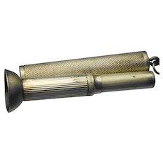 Sterling silver Art Deco cigar/cigarette cutter/peircer