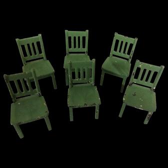 6 Arcade Chairs